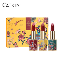 Catkin Lippenstift, Rouge Red Langdurige Hydraterende Lip Stick Up, X Zomer Paleis Thema