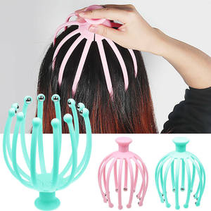 1Pcs Head Massager Neck Massag