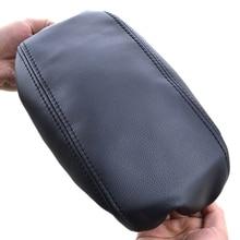 Car Center Console Armrest Cover Leather Case for Hyundai Creta Ix25 2015 2016 2017 2018 2019 цена 2017