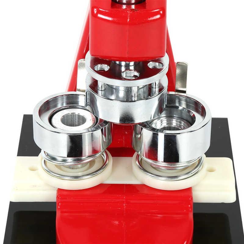 25/32/37/44/50/56/58Mm Pembuat Lencana Tombol Cetakan DIY Tombol pin Membuat Cetakan Mati Tombol Pembuat Lencana Punch Press Machine Cetakan