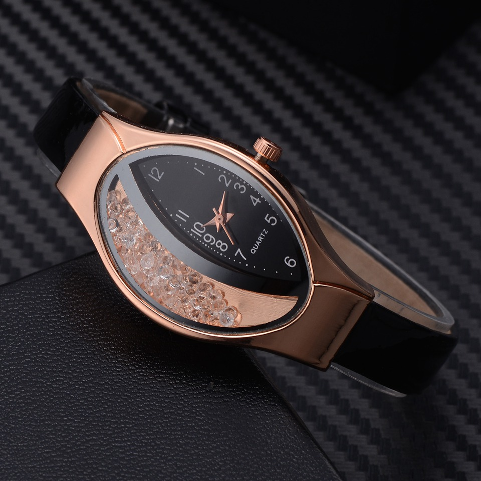 Exquisite Style Women Watches Luxury Diamond Fashion Quartz Wristwatches Woman Clock Ladies Watch Montre Femme Reloj Mujer