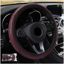 Steering Wheel Cover Car Steering Wheel Car Wheel Cover Steering Case Car Accessories Cubre Volante Funda Volante