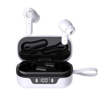 słuchawki bezprzewodowe 5.1 tws ture wireless bluetooth earphone with mic headset gamer for iphone samsung pk air pro 3 블루투스 이어폰