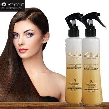 Mokeru Natural Organic Hair Conditioner Care Moisturizing Hair Repairing Lotion Essence Spray Hair Serum For Dry Damaged Hair 1