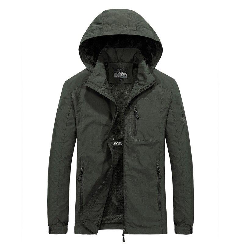 Ветрозащитная куртка унисекс Outoor для походов кемпинга Водонепроницаемая тонкая толстовка из полиэстера Весенняя Защита от УФ-лучей