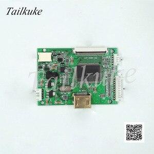 Image 1 - Pcb800168 단일 hdmi 드라이브 보드 hdmi to ttl pinboard 7 인치 8 인치 9 인치 lcd 드라이브 플레이트