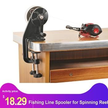 fishing reel lines Spooler for Baitcasting Spinning Reel