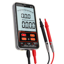 Voltmeter Tester Multi-Function Automatic For T5 Digital Multimeter For Sockets Fuses Automotive Circuit Troubleshooting