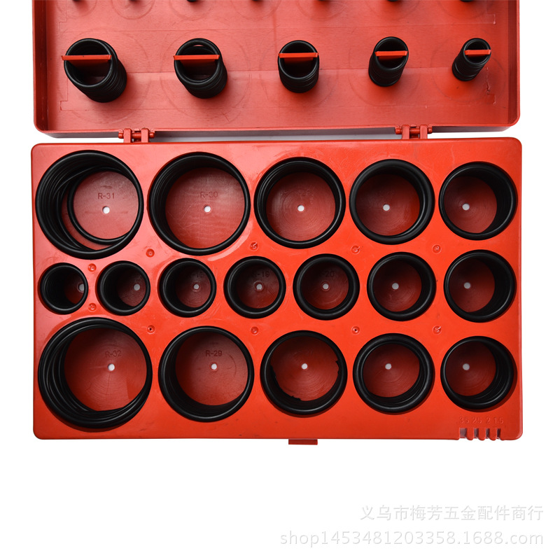 Inch O-ring 407 PC/Seal Ring/Repair Box Hardware Set O-type Seal Ring Nitrile Rubber Wholesale