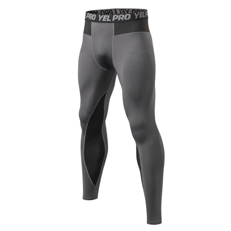 Men Running Anti-Sweat Elastic Pants