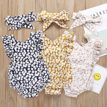 Baby Girl Rompers Princess Newborn Baby Clothes For 0-2Y Girls Boys Jumpsuit Kids Baby Outfits Clothes baby bodysuit(China)