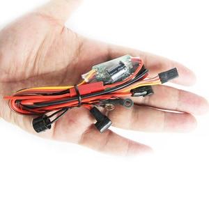 Image 3 - Controlador de enchufe de Nitro de dos cilindros con Control remoto, interruptor de encendido RCD para modelo RC, piezas de bricolaje