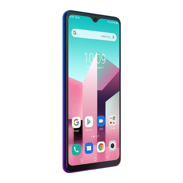 Blackview A80 Plus Smartphone Quad Rear Camera Mobile Phone 4680mAh 6.49'' HD+ 4GB+64GB Octa Core Android 10 NFC 4G Cellphone 5