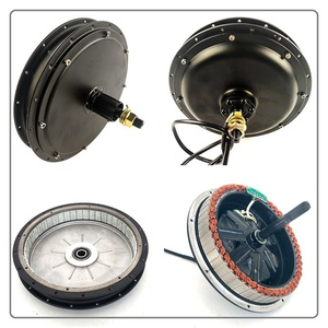 Image 4 - SOMEDAY Electric Bike Conversion Kit 48V1000W 1500W Rear Cassette 20 28 inch 700C Hub Motor Wheel for Bicycle