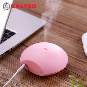 KBAYBO 80ml Diffuser USB air humidifier electric aroma essential oil Cool mist maker Ultrasonic Air Humidifier for home