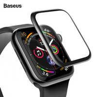 Baseus 9D protecteur d'écran pour iWatch 3 2 1 je montre verre trempé pour Apple Watch 3 2 1 série 38mm 42mm Film de verre protecteur