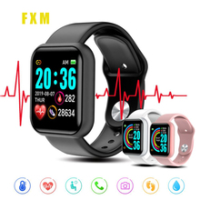 цена на Smart Watches For Men Women Bluetooth Fitness Tracker Sports Watch Heart Rate Monitor Blood Pressure Smartwatch for Android iOS