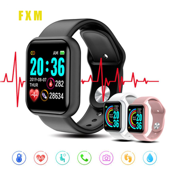 Smart Watches For Men Women Bluetooth Fitness Tracker Sports Watch Heart Rate Monitor Blood Pressure Smartwatch for Android iOS 2018 soprt smart watch women bluetooth heart rate fitness tracker smart watch men smart wristbands for android ios clock