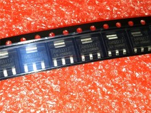 10pcs/lot AMS1117-3.3V AMS1117-3.3 AMS1117 LM1117 1117 SOT-223 new original In Stock(China)