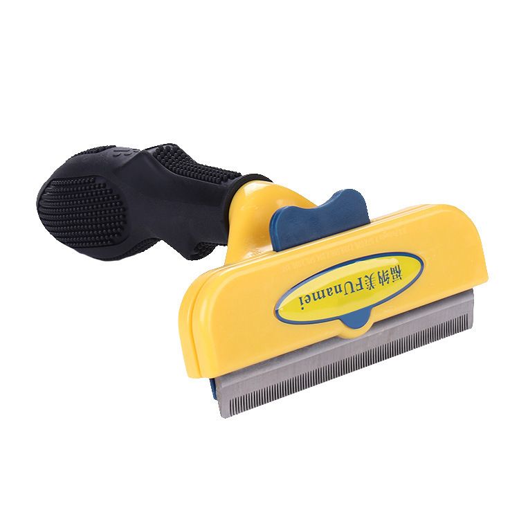 Manufacturers Direct Selling Third Generation Cleaning Supplies Pet Comb Dog Cat Depilate Comb In Addition To Brush Pet Supplies