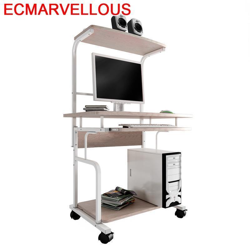 Ordinateur Portable Bed Mesa Tavolo Office Bureau Meuble Escritorio Scrivania Laptop Stand Adjustable Study Desk Computer Table