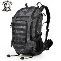 35L 1000D Tactical Waterproof Backpack Outdoor Sport Military Climbing Bag Camping Hiking Trekking Rucksack Travel Outdoor Bag