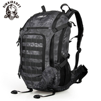 35L 900D Tactical Waterproof Backpack Outdoor Sport Military Climbing Bag Camping Hiking Trekking Rucksack Travel Outdoor Bag
