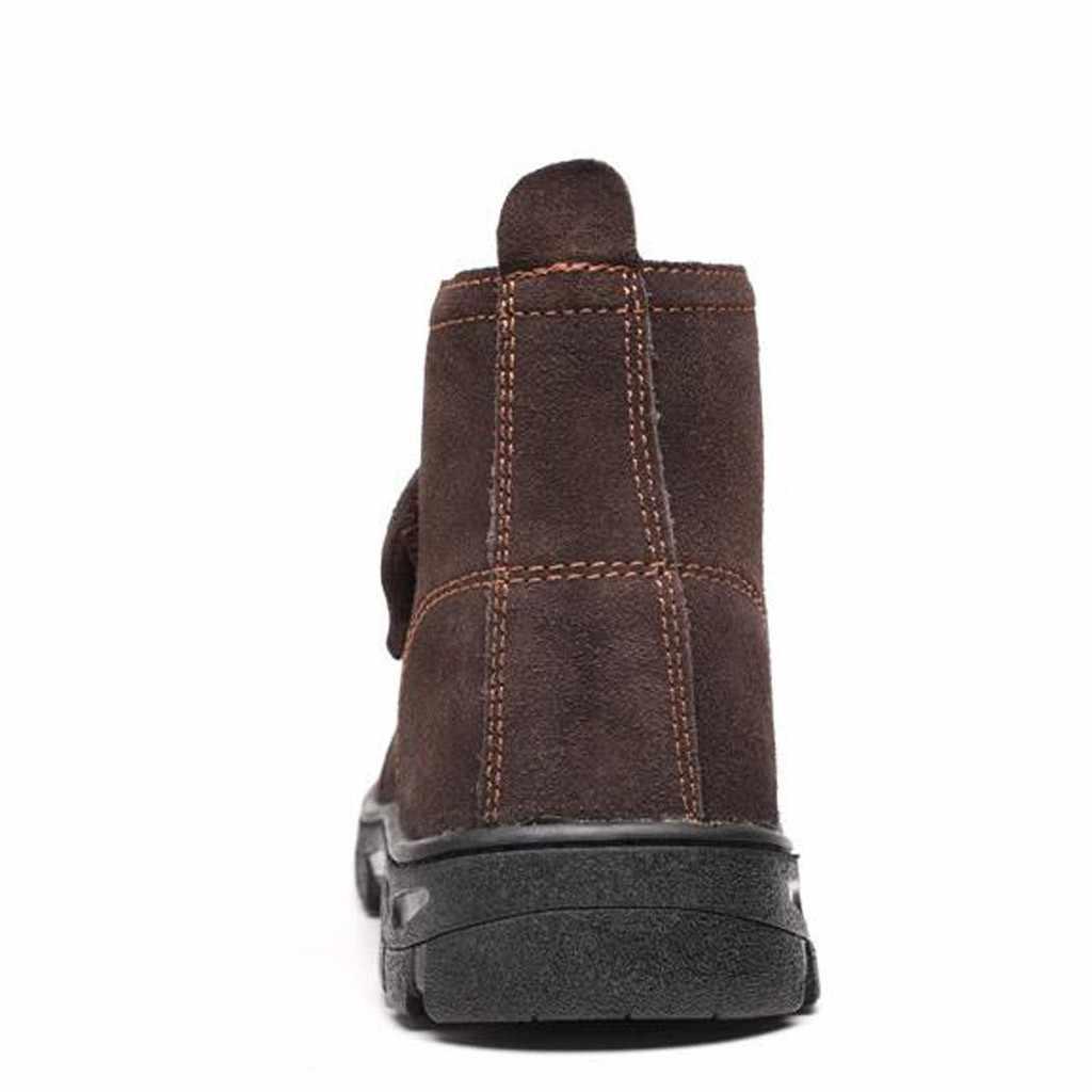 2019 Stivali Delle Donne di inverno delle Donne Stivali Da Lavoro di Sicurezza Scarpe di Sicurezza di Protezione Ad Alta Temperatura Impermeabile Scarpe Mujer Caldo Peluche Sottopiede #10