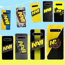 PENGHUWAN Natus Vincere navi DIY Printing Phone Case cover Shell for Samsung S9 plus S5 S6 S7 edge S8 S10 plus