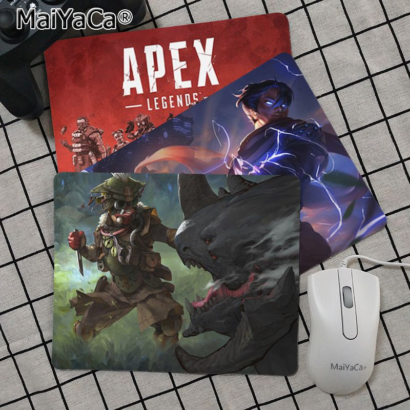 Maiya Top Quality Apex Legends Anti-Slip Durable Silicone Computermats Top Selling Wholesale Gaming Pad Mouse
