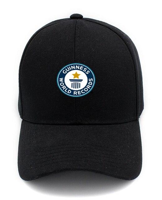 Guinness Records Cap Fashion Accessories Baseball Hat Golf Hat Snapback Cap Men Women Cap Sports Cap Outdoors Cap Hip-hop Cap 4