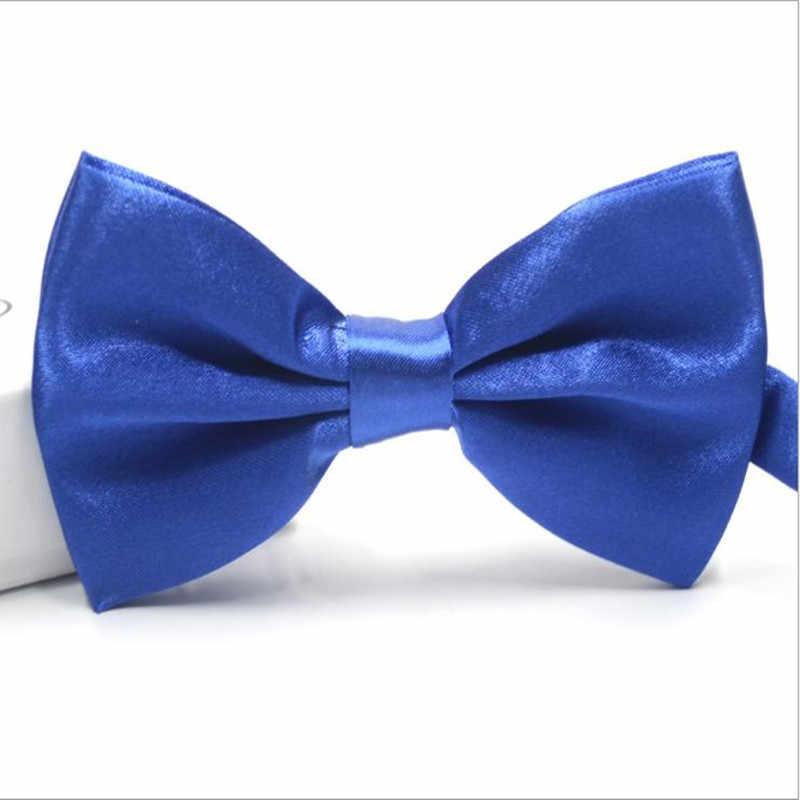 العرف الصلبة ربطة العنق من القوس الأنيق العريس الرجال الملونة منقوشة Cravat Gravata الذكور الزواج فراشة الزفاف القوس العلاقات الأعمال تي