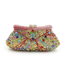 Fashion Party clutch Pearl Beads Clutch Bags