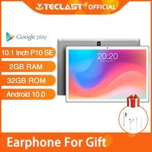 Teclast P10SE Tablet Android 10.0 Phone call Tablets 10.1 Inch 2GB RAM 32GB ROM BDSG GPS Navigation Quad Core Wifi Bluetooth 4.2