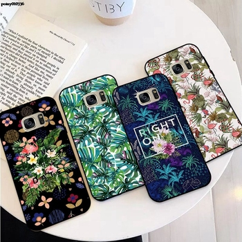 Plum Flower 3 Soft TPU Case Cover For Vivo V3 V5 V7 V9 V17 V19 Y75 Y79 Y85 X9 X9S Y91i Y91C Max Plus Lite Pro image