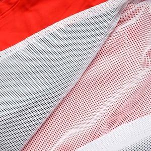 Image 5 - 2019 Streetwear היפ הופ מעיל רוח מעיל רטרו צבע בלוק Mens סלעית מעיל מעיל כיס Harajuku רוכסן מסלול מעיל להאריך ימים יותר