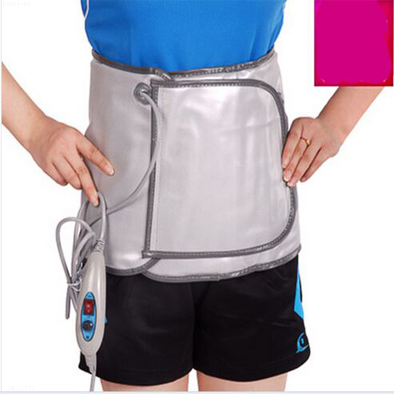 NEW Far infrared Waist Trimmer Exercise Belly Belt Slimming Burn Fat Sauna Weight Loss fat shaping burning abdomen reduce belly 2