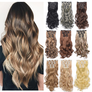 Clip In Hair Extension 22