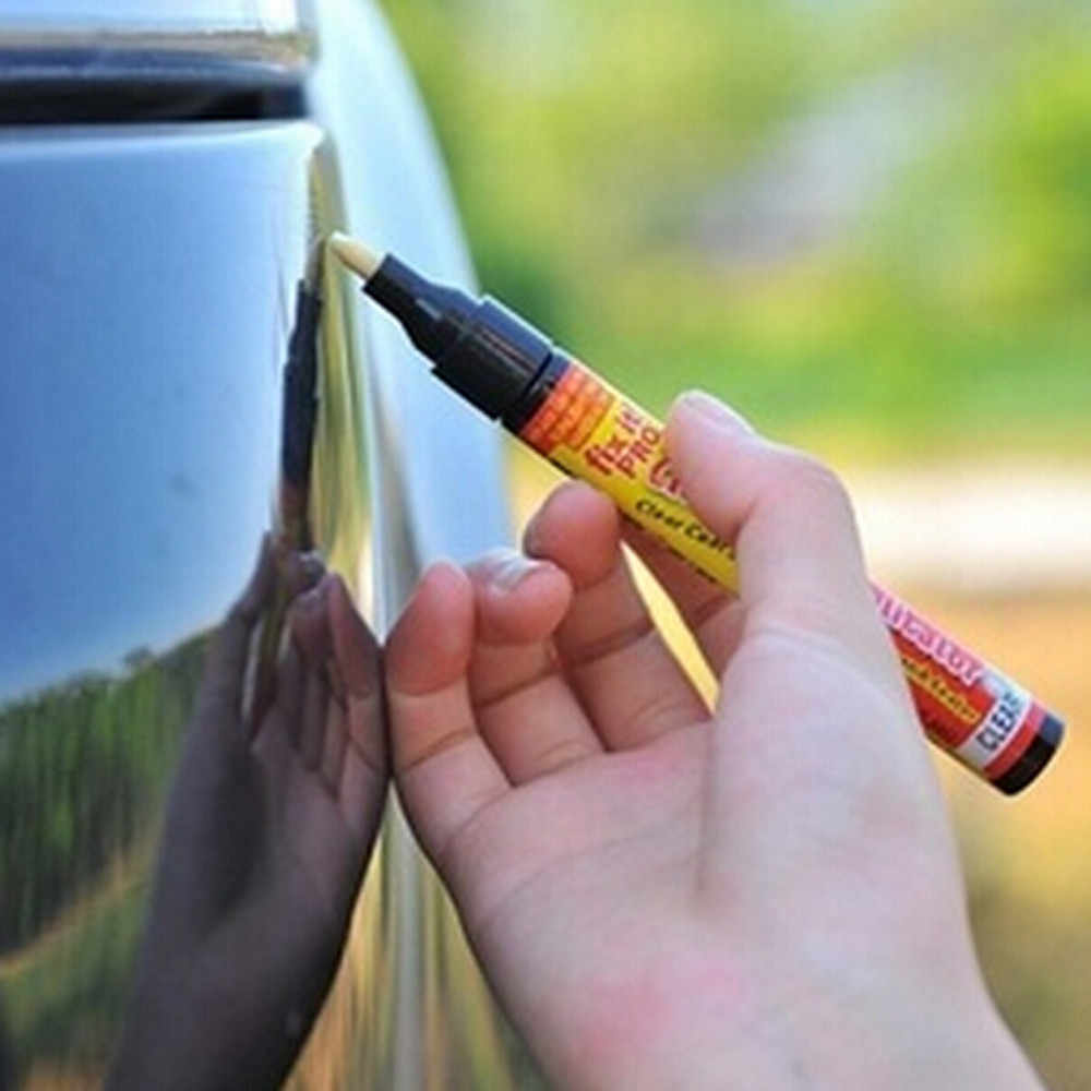 1 Pc Auto-Styling Nieuwe Portable Fix It Pro Clear Car Scratch Repair Remover Pen Clear Coat Applicator Auto verf Pen 1230