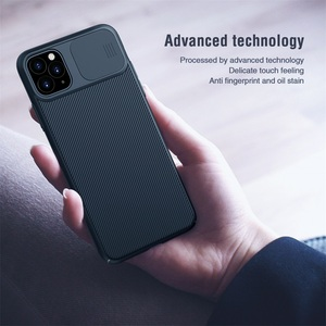 Image 5 - For iPhone 11 11 Pro Max Case NILLKIN CamShield Case Slide Camera Cover Protect Privacy Classic Back Cover For iPhone11 Pro