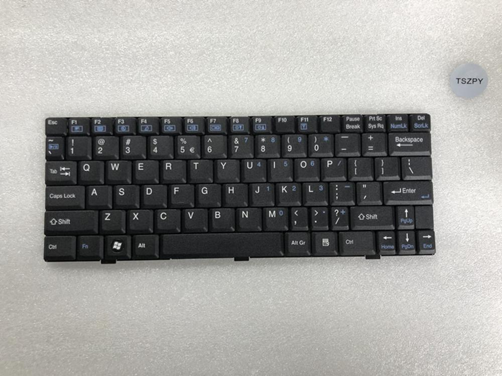 NEW For Clevo M72 M720 Series Laptop US BLACK Keyboard Parts Replacement