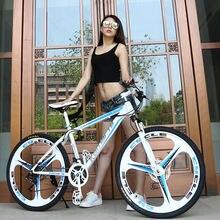 Дорожный велосипед колеса 26 дюймов 27 скоростей двойной дисковый