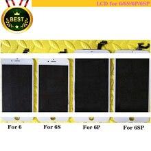 液晶の6s、6グラム、6sp、6、完璧なタッチ、良質スクリーン、を6sと6spディスプレイアセンブリ
