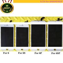 LCD de 6S,6g,6sp,6P, toucher parfait, écran de bonne qualité, lensemble daffichage 6S et 6sp