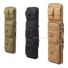 Tactical Hunting Gun Bag 81cm 94cm 118cm Paintball Military Shooting Gun Case Rifle Bag