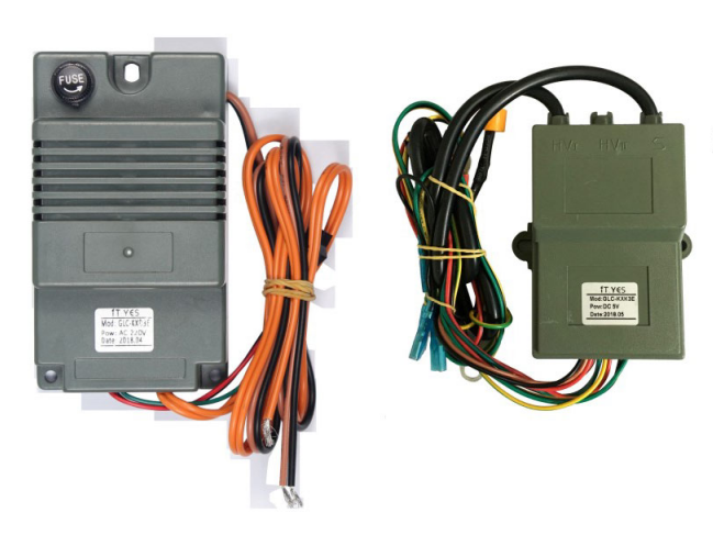 It.Yes Gas Oven / Oven Pulse Split Ignition Controller GLC-KXD GLC-KXD3E  AC220V、KXK3E  DC5V