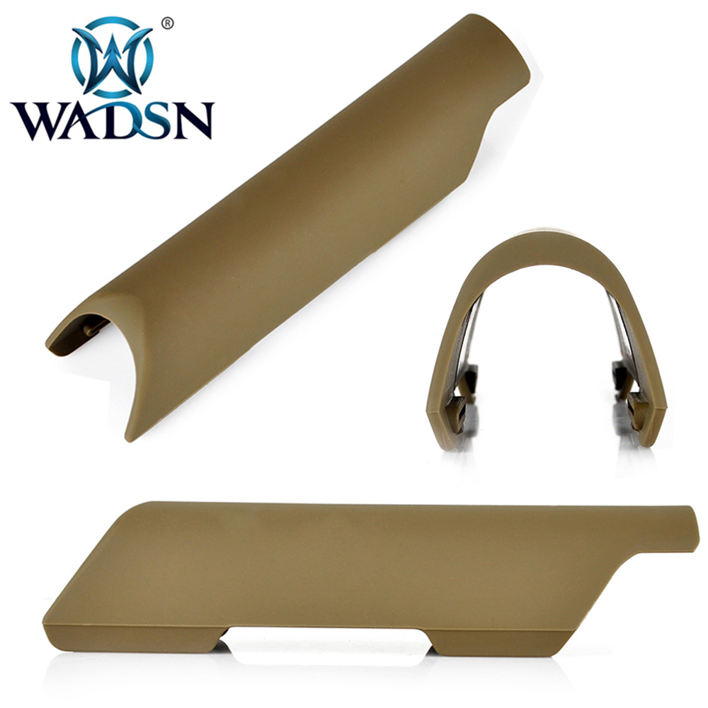 WADSN Tactical CTR CHEEK RISER LOW For Use On Non AR/M4 Application Military Airsoft Cheek Riser MP05001 Paintball Accessories