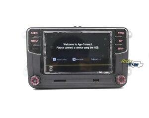 Image 3 - CarPlay RCD360 RCD 360 MIBวิทยุอัตโนมัติMirrorLink 6RD 035 187BสำหรับVW Golf 5 6 Jetta MK5 MK6 POLO passat B6 B7 CC Tiguan Touran