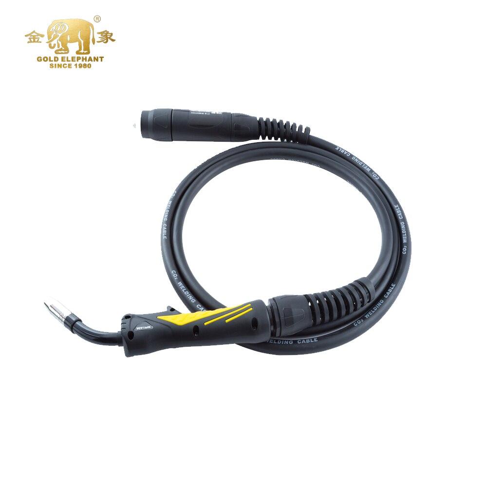 Golden-Elephant MAG / MIG Welding Torch 180A