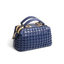 bags for women 2019 New PU female organ bag fashion woven single shoulder diagonal cross chain womens luxury handbags